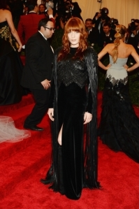 Florence Welch Givenchy