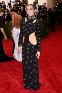 Miley Cirus in Alexander Wang