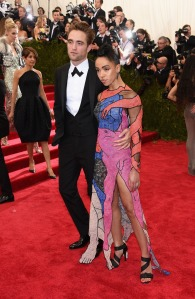 FKA Twigs in Christopher Kane